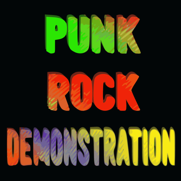 Punk Rock Demonstration